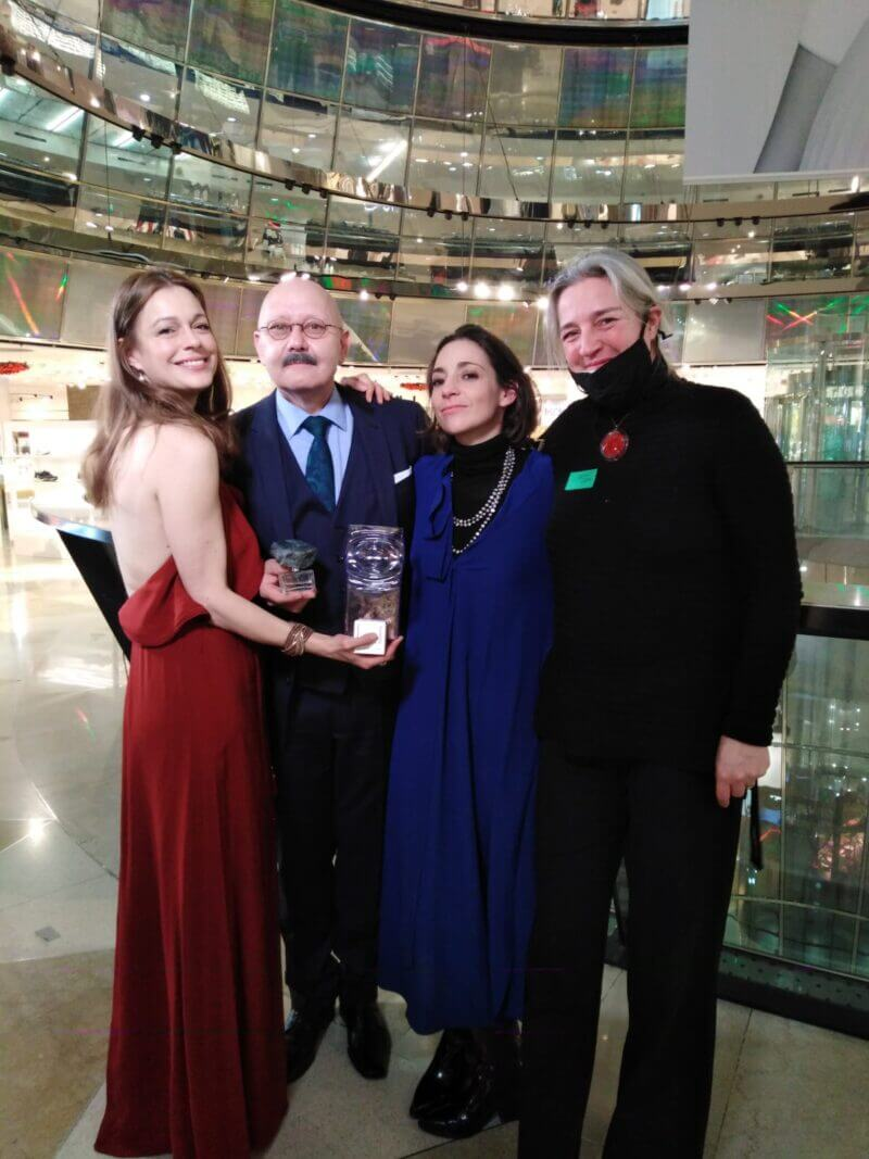 Parfum Preis 2020 Fragrance Foundation